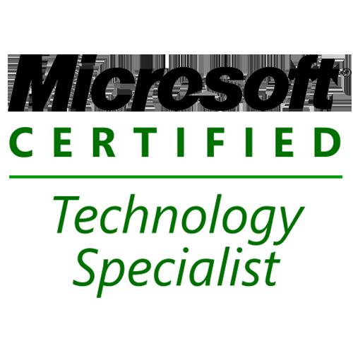 Microsoft-Certified-Techonology-Specialist