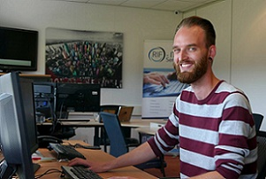 ICT-held Ralph van RIF-IT