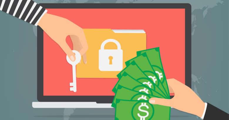 Ransomware virus duikt opnieuw op