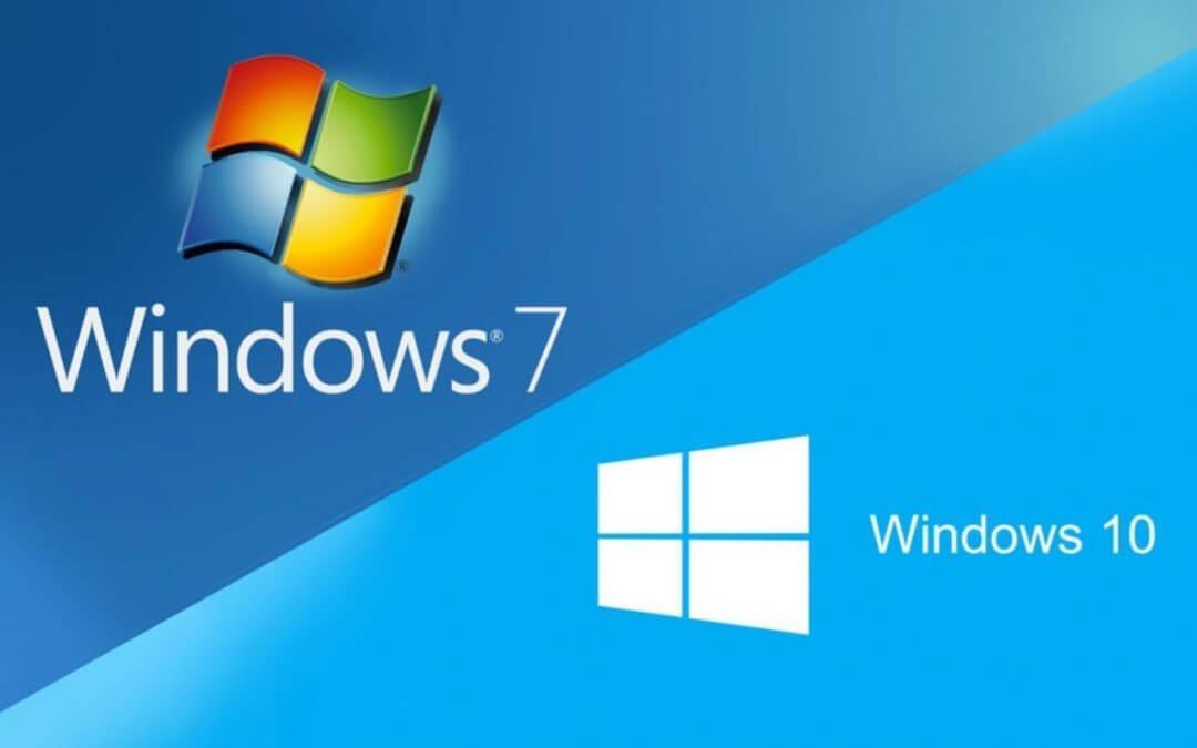 Windows 7 gaat ermee stoppen!